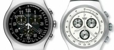 Dress code primo giorno in ufficio: per lui orologi swatch