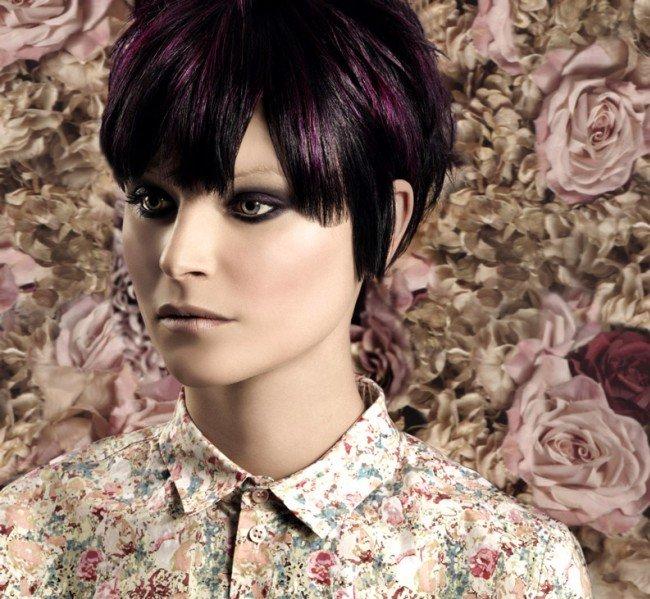 tendenze-capelli-autunno-inverno-2013-2014 - Sì a tagli corti molto molto scolpiti, dalle linee geometriche