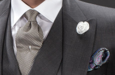 Nodo cravatta sposo