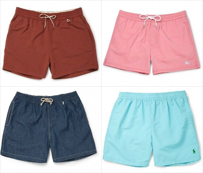 URBAN Beach Boys Piumino Swim Pantaloncini Età 3 A 10 Pantaloncini Nuoto Costume