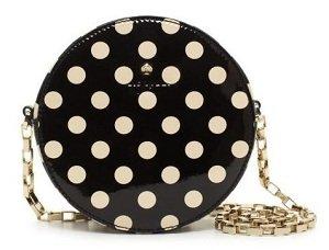 3 sfumature di nero - borsetta Polka dots