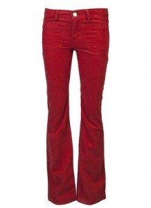 3 sfumature di rosso - Rosso Natale - pantaloni