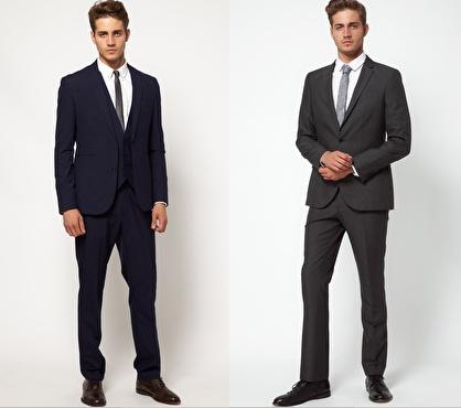 Vestito laurea uomo