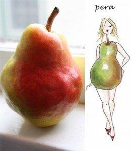 Un fisico a pera può essere molto seducente se ben valorizzato!