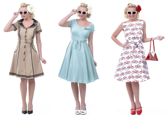 Vestiti stile vintage online