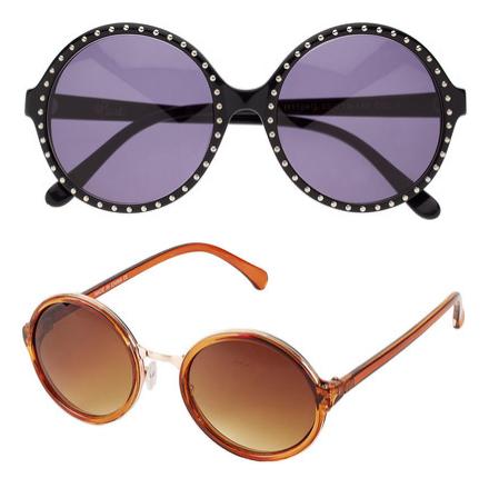 Gli occhiali da sole perfetti per la forma del tuo viso Ecco quali sono tondi