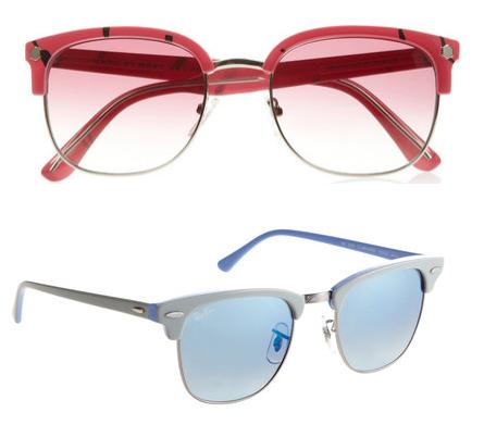 Gli occhiali da sole perfetti per la forma del tuo viso Ecco quali sono viso triangolare