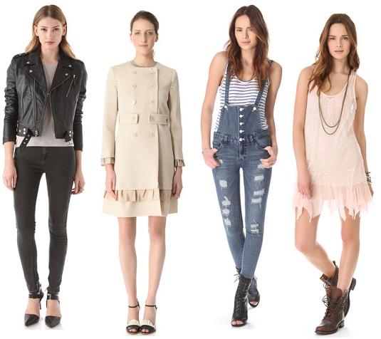 Trova il tuo stile con i consigli di staibenissimo for Tipi di stile