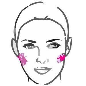 Ecco come applicare il fard sul viso ovale (bellaebrava.it)