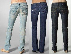 Quando un paio di jeans è davvero bello? Quando ti fa sentire veramente bella!