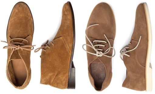 Dress code primo giorno in ufficio: per lui  scarpe mango