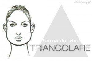 Il viso triangolare ha le caratteristiche opposte a quelle del viso a cuore (dieta-e-bellezza.myblog.it)
