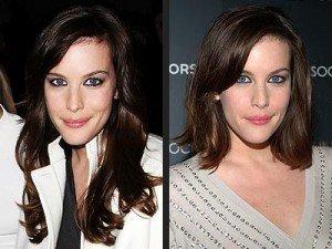 """Guarda come un taglio di capelli  corto può contribuire ad """"allargare"""" un volto allungato."""