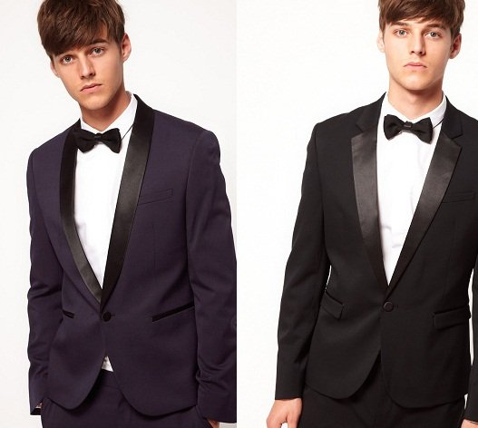 Dress code black tie asos smoking