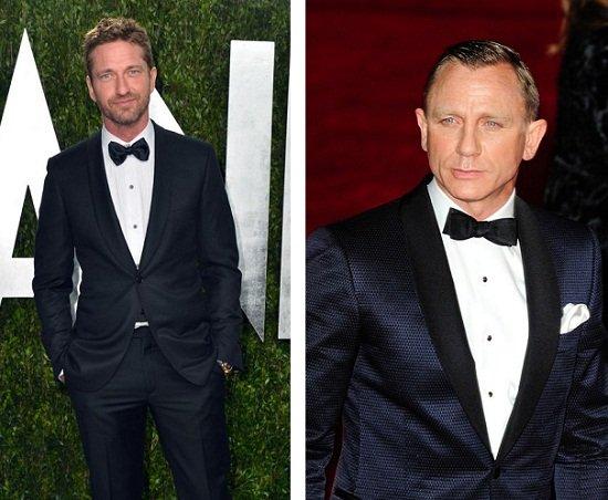 Dress code black tie celebrities smoking