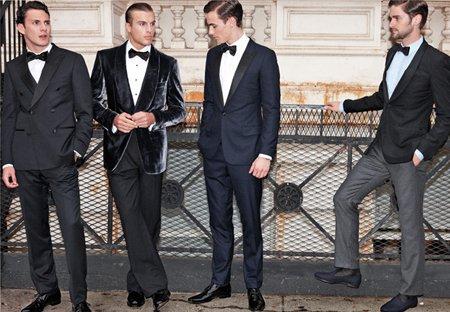 Dress code black tie  smoking