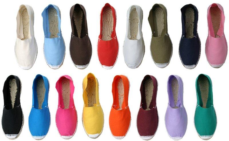 Chi non ha mai indossato un paio di quelle famose scarpe di tela note come espadrilles?