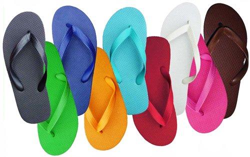 Comode e colorate: ecco a voi le flip flop!