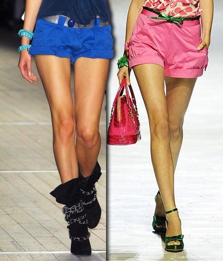 Basta invidiare chi ha gambe chilometriche: impara come vestire le tue gambe corte!
