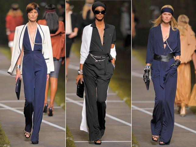 La jumpsuit? Un indumento versatile: la tuta è un un capo dai mille volti.