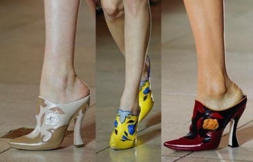 """Quando la moda si sbizzarisce su scarpe originariamente """"da lavoro""""..."""