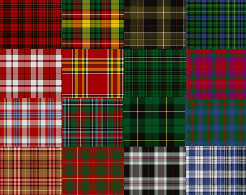 Tartan: mille volti per il tessuto che è simbolo di un popolo.
