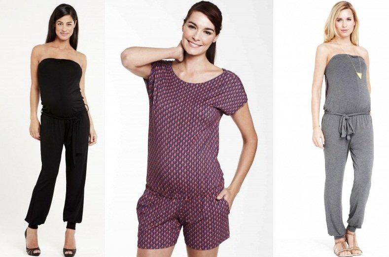 Moda premaman primavera estate 2013: tutte le tendenze jumpsuit premaman