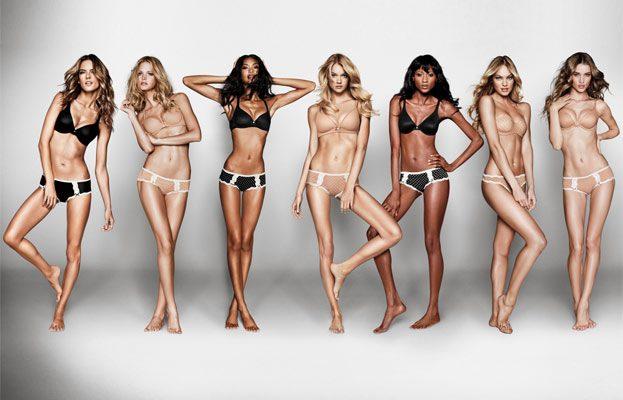 Gli angeli di Victoria la sanno lunga sul mondo dell'underwear!