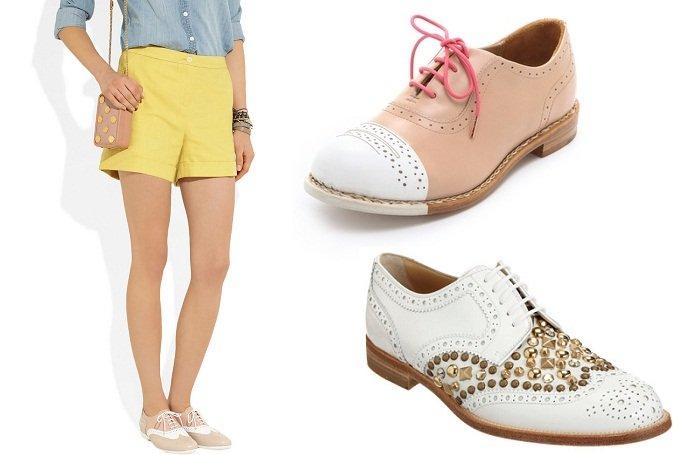 Abecedario della moda: tutti i tipi di scarpe dalla A alla Z le scarpe stringate oxford shoes