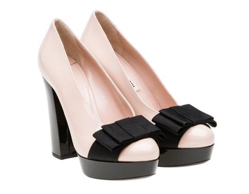 Abecedario della moda tutti i tipi di scarpe dalla A alla Z miu miu