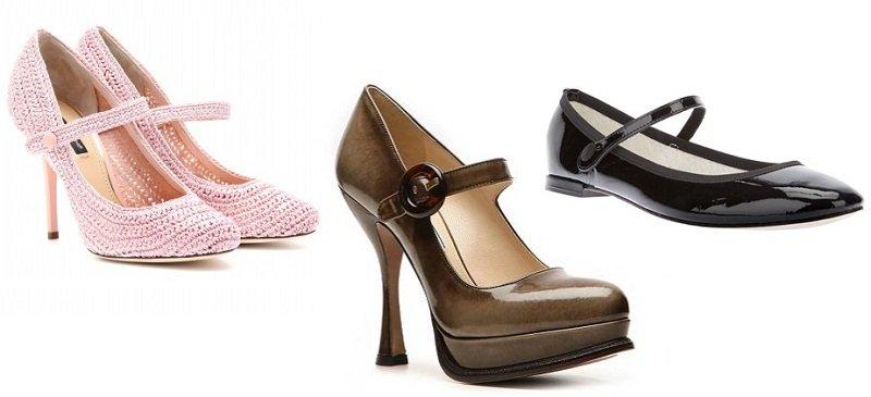 Abecedario della moda: tutti i tipi di scarpe dalla A alla Z scarpe mary jane