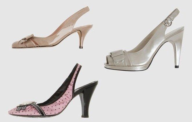 Abecedario della moda: tutti i tipi di scarpe dalla A alla Z scarpe modello chanel