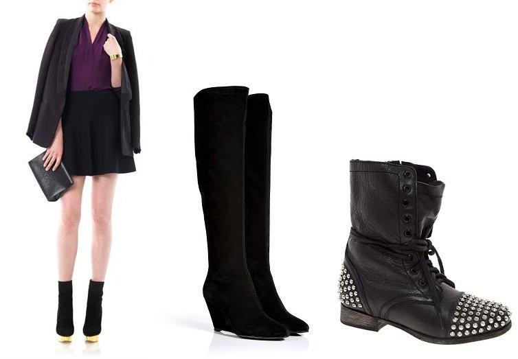 Abecedario della moda: tutti i tipi di scarpe dalla A alla Z stivali