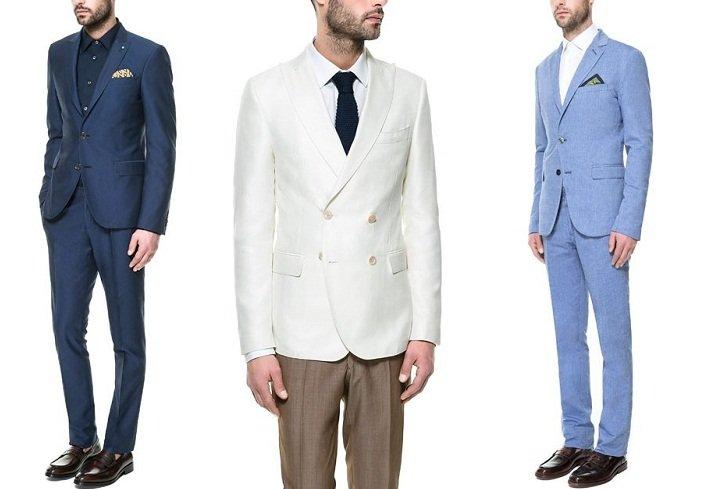 Completo Per Matrimonio Uomo : Invitato al matrimonio in luglio agosto ecco come vestirti