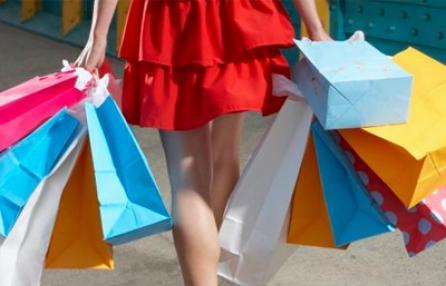 Shopping estivo