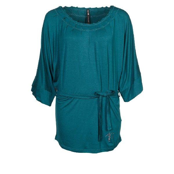 Una maglia a contrasto per il terra di SienaCome mi vesto per andare al cinema d'estate? Consigli per lei! -