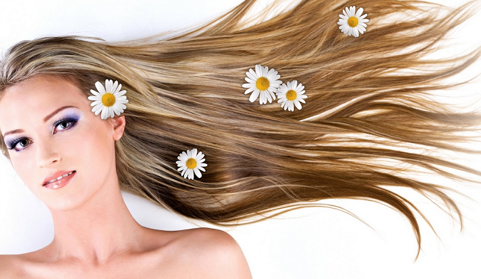 Come mantieni il colore dei tuoi capelli tinti d'estate? rimedi naturali fai da te
