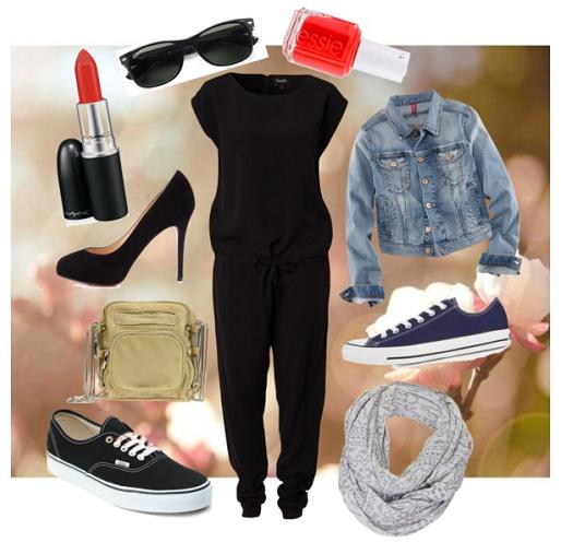 SOS outfit: come mi vesto per un viaggio in aereo outfit jumpsuit
