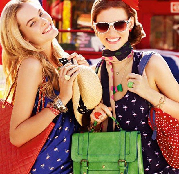 Cosa metto per fare shopping d'estate - Come mi vesto per una giornata di shopping estivo