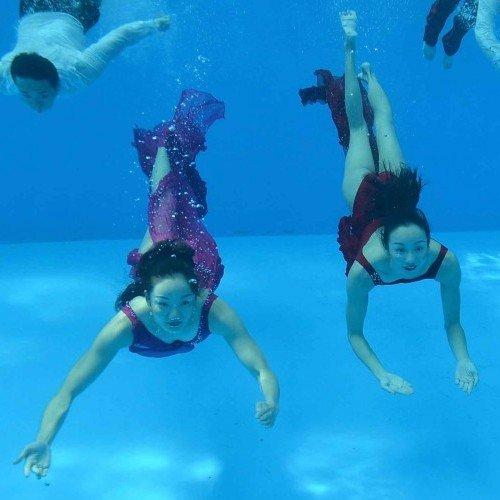 Makeup piscina - Il trucco da piscina deve essere rigorosamente waterproof