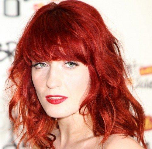 Make up per rosse - Per il trucco occhi scegli degli ombretti nelle tonalità delle terre