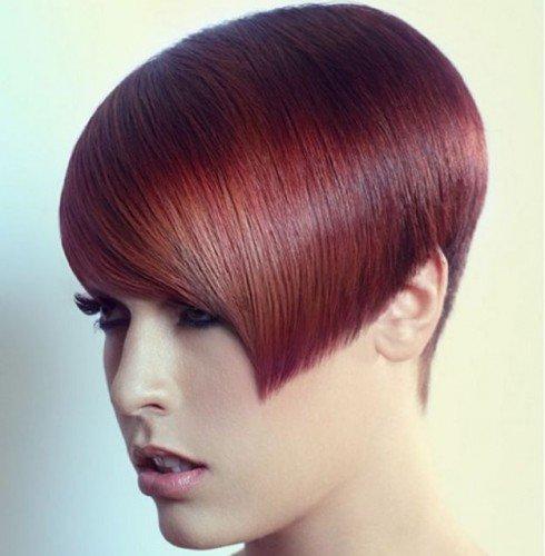 Make up per rosse - Il rosso freddo è una tonalità che si ottiene solo mediante colorazione