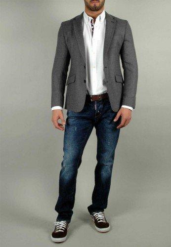 Outfit teatro uomo - Se invece devi andare ad una serale o ad una pomeridiana puoi indossare un look più rilassato