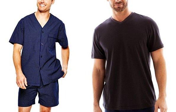 Moda uomo da casa: valorizza il tuo fisico anche in pigiama uomo forma corpo a pomodoro