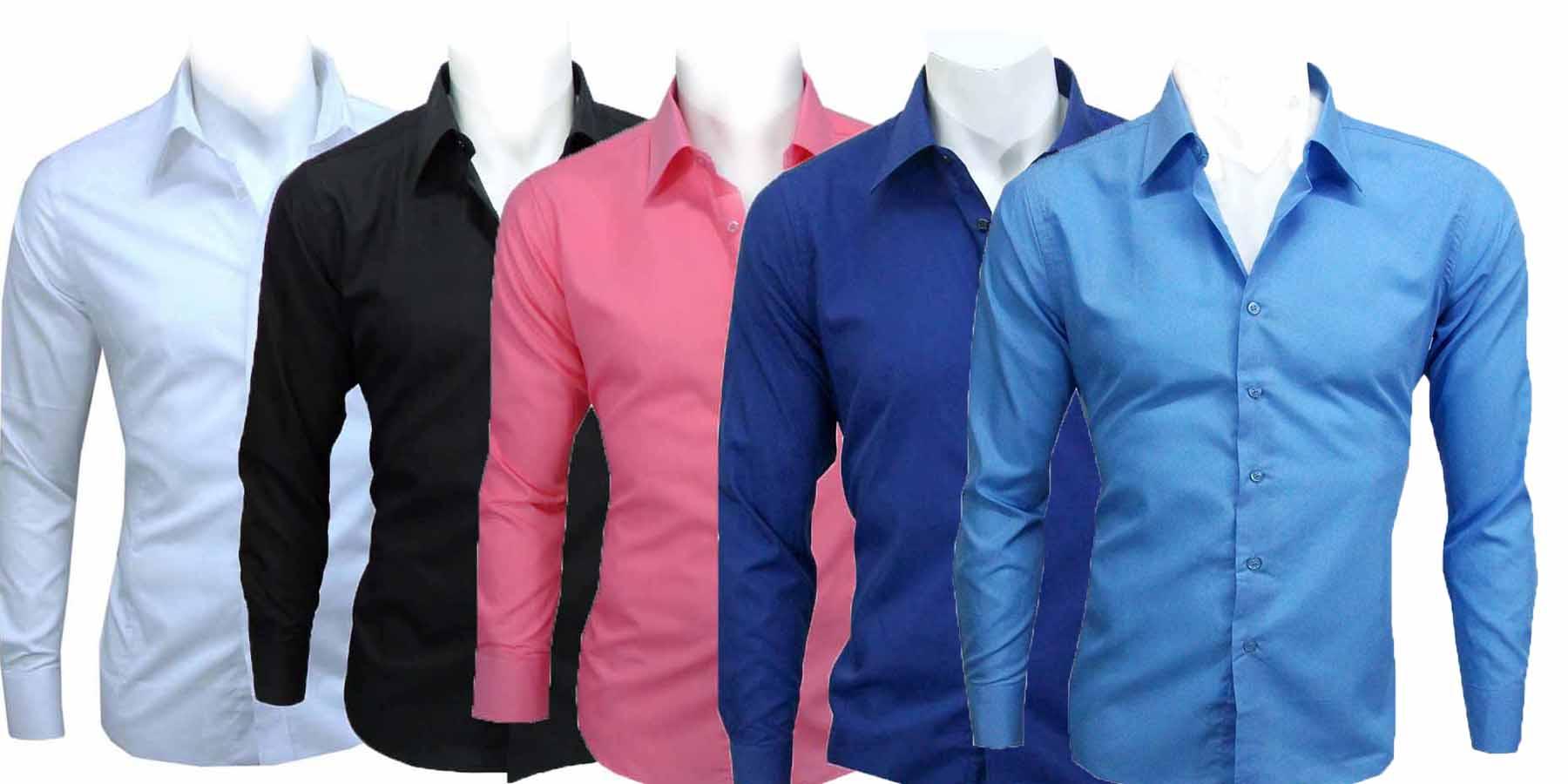 Voglia di colore? Nelle occasioni più informali una camicia colorata può essere l'elemento focale del tuo look!