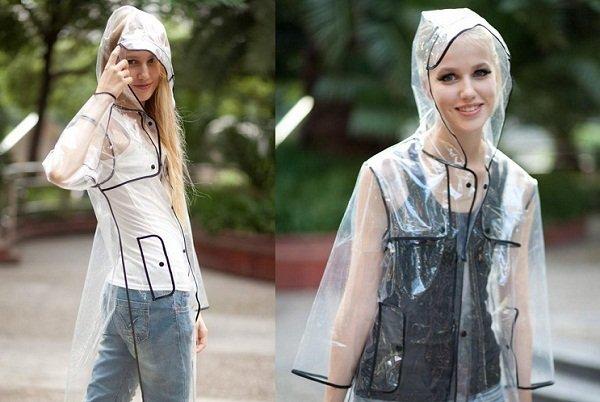Come mi vesto con la pioggia? I look fashion e anti pioggia per lei impermeabile