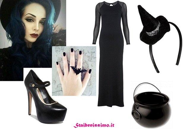 Come mi vesto per #Halloween? 3 outfit stregati per lei strega fashion