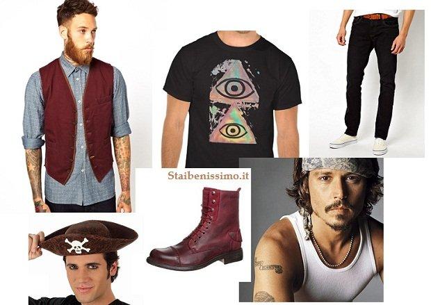 Moda uomo e party: come mi vesto per #Halloween? Consigli mostruosi outfit pirata