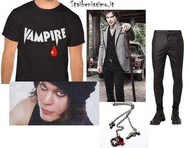 Moda uomo e party: come mi vesto per #Halloween? Consigli mostruosi outfit vampiro