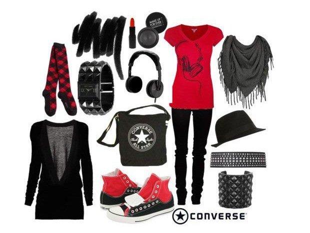 Trova il tuo stile: lo stile emo esempi outfit moda emo